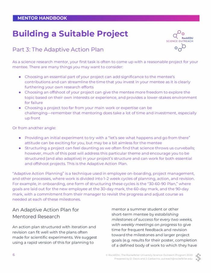 Part 3 Building a Suitable Project