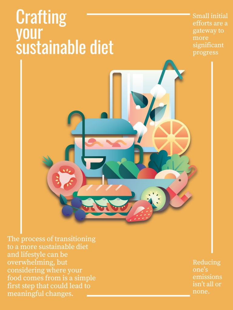 thumbnail of Crafting your sustainable diet