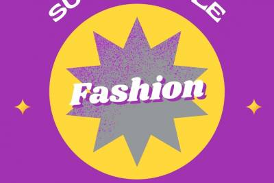 Sustainable fashion is in!